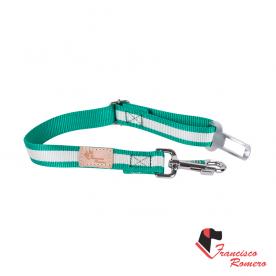 cinturon seguridad para perro nylon andalucia